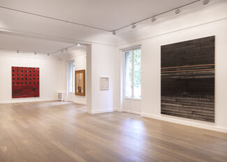 Galerie Lelong & Co. at Paris Gallery Weekend 2020, installation view