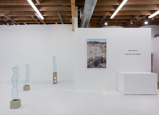 Talia Shipman 'Meet Me in the Middle', installation view