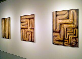 """Seth Alverson, 09/05/14"", installation view"