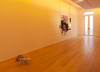 THE LEFTOVERS, installation view