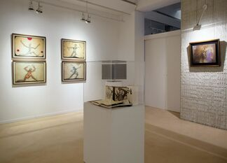 Joan Ponç. L'enigma, installation view