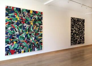 Joseph Glasco: The Fifteenth American, installation view