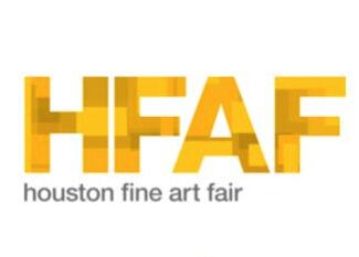Artflow at Houston Fine Art Fair 2015, installation view