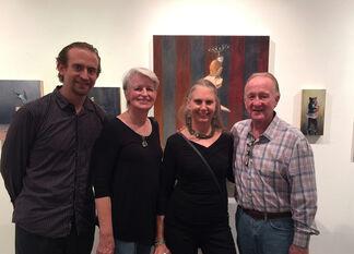 Deborah Davidson - Balancing Acts, installation view