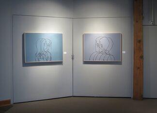 Jeffrey Palladini | On Infinite Repeat, installation view