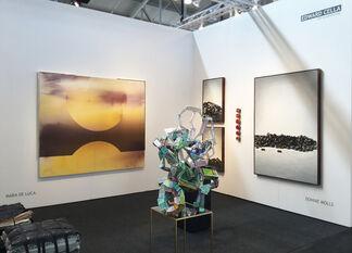 Edward Cella Art and Architecture at FOG Design+Art 2015, installation view