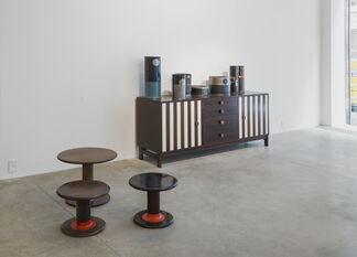 Ettore Sottsass 1955 - 1969, installation view