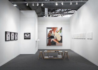 Pippy Houldsworth Gallery at The Armory Show 2015, installation view