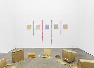 "Marisa Olson, ""Fool's Gold"", installation view"