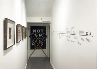 Hang-Ten, installation view
