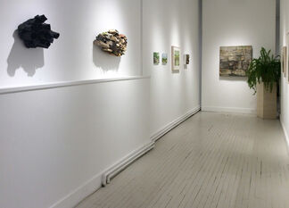 Gathering Ground, installation view