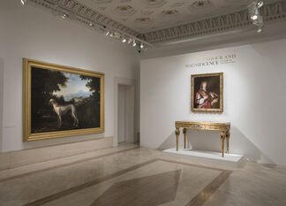 Splendour and Magnificence: Art from the European Courts, installation view
