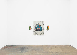 Here's The Catch, installation view