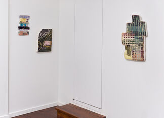 Meg Lipke: Players Removed From The Field, installation view