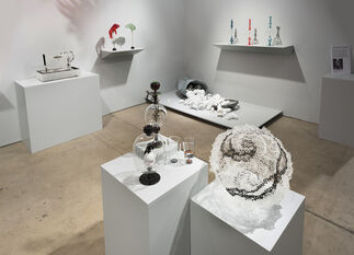 Chesterfield Gallery at SOFA Chicago 2015, installation view