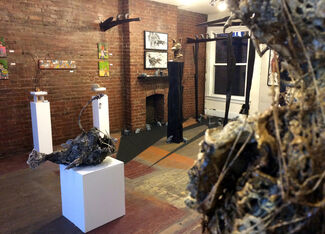 The Watcher/The Watched, installation view