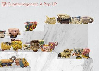 Cupstravaganza: A Pop Up, installation view