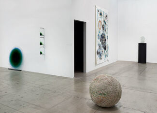 Some Artists' Artists, installation view