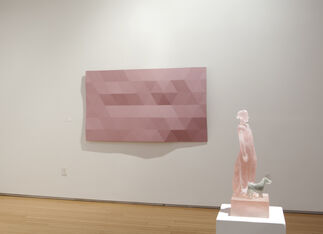 In The Pink, installation view