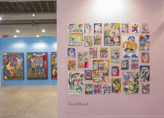 Beers London at ZⓈONAMACO 2019, installation view