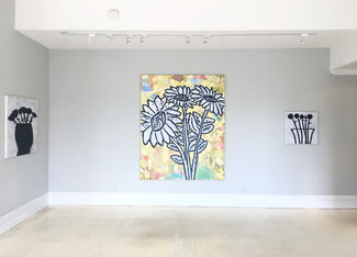 'GARDEN PARTY', installation view
