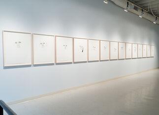Samantha Wall: See Me See You, installation view