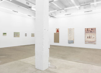 David Byrd & Peter Gallo - The Patients And The Doctors, installation view