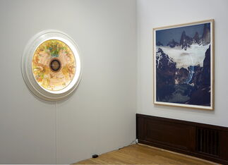 Peter Lav Gallery at MARKET Art Fair 2015, installation view