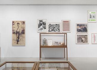 Joseph Beuys: Multiples, installation view