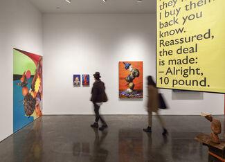 Lorenzo Vitturi: Dalston Anatomy, installation view