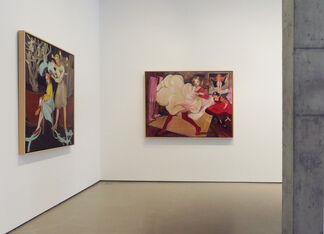 Lombard Freid Gallery: I shall stay the way I am because I do not give a damn... - Dorothy Parker, installation view