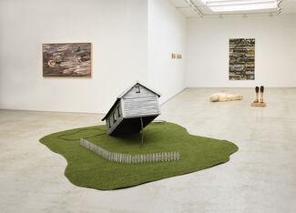 Kusseneers at Art Brussels 2017, installation view
