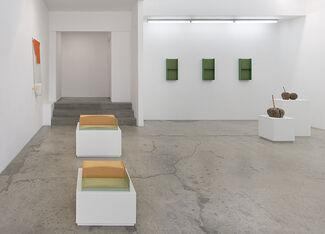 Matt Paweski and Andrea Sala, installation view