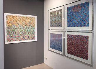 Kuhna - Strukturelle Malerie, installation view