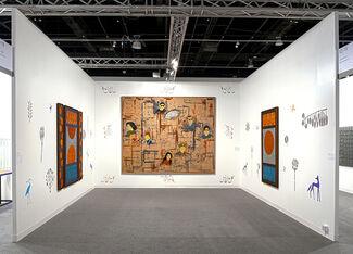 Sabrina Amrani at Abu Dhabi Art 2017, installation view