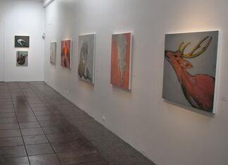 Mercedes Helnwein // Kim Kimbro // Vonn Sumner, installation view