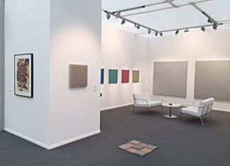 Barbara Mathes Gallery at Frieze Masters 2015, installation view