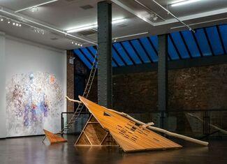 Furies, Fairies, Visionaries, installation view