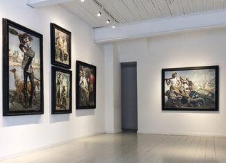 Summer Exhibit, installation view