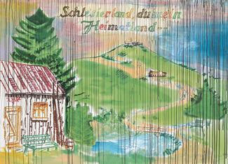 Jörg Herold: Der Dokumentararchäologe auf der Suche nach dem Himmelreich der Schlesier, installation view