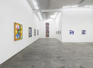 SIMPLICITY IS THE GLORY OF THE EXPRESSION, installation view