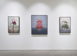 The Animal In Us, installation view