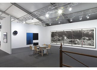 Frith Street Gallery at Frieze London 2014, installation view