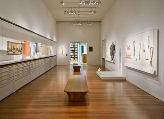 Kay Sekimachi: Student, Teacher, Artist, installation view