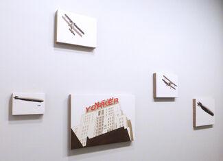 Flight, installation view