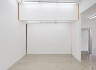Matt Connors: Complaints III, installation view