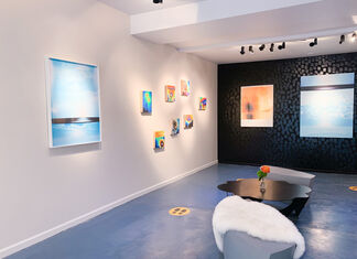 Sunscapes, Icarus Survives!, installation view