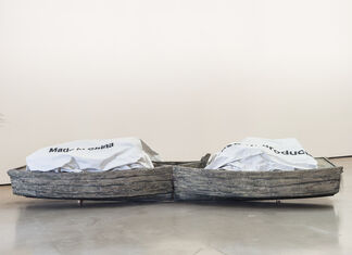 Chen Zhen: Without going to New York and Paris, life could be internationalized, installation view