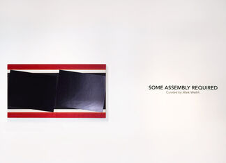 Some Assembly Required, installation view