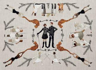 Michelle Kingdom: Peripheries, installation view